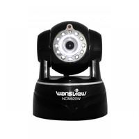 NCM620W Wansview H.264 Mega Pixel Indoor Wireless WIFI IP Camera 3.6mm Support TF Card Black
