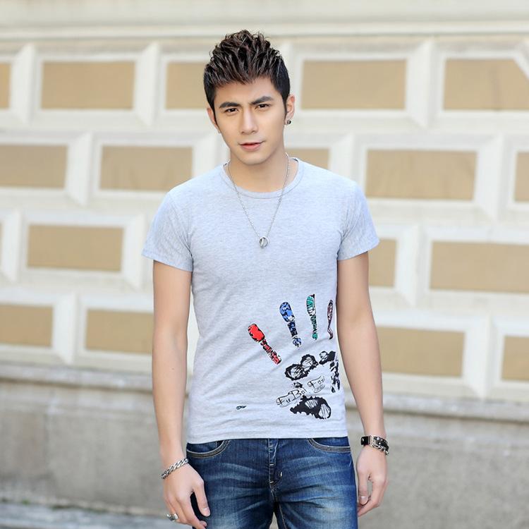 Мужская футболка Unbarnd t Tee Camiseta Masculinas MS0208 мужская футболка kpop exo baekhyun chanyeol t camiseta