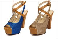 Korean sexy  summer high heel ladies sandals