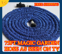 Flexible magic snake hose Garden water hose green stretch hose gun pocket garden hose as seen on TV