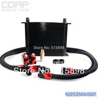 30 row AN-10 universal engine transmission oil cooler filter reloation  KIT