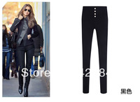 2014 autumn winters in Europe and the elastic thin leg comfortable close skin cultivate one's morality leggings women