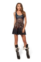 2014 Star European and American women's dress skirt a new generation of fat
