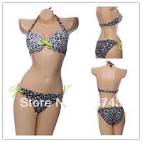 Best Feedback Hot Sale   Women's   Sexy Push Up   Swimwear Swimsuit  Bikini Sets  Beachwear FB153