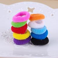 mini band Fashion Kids Baby girl  Hair bands Hair accessaries Elastic Ties 400pcs/lot