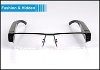 Free Shipping Advanced Design HD1080P Camcorder Camera DVR Camera Video Recorder Glasses Hidden Camera