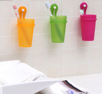 New creative  Toothbrush Holders  racks mug for bathroom