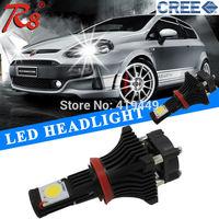 3600LM Car CREE LED Headlight Conversion Kit H8/H9/H11 LED Bulbs 50W LED Head Lamp good quality