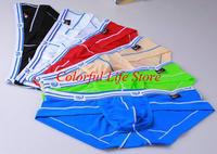 (50pcs/lot) DHL Shipping Sexy Men Briefs Top Quality Wangjiang WJ Mens Underwear
