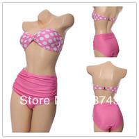 Best Feedback Hot Sale    Women's   Sexy Push Up   Swimwear Swimsuit  Bikini Sets  Beachwear skirt  FB171