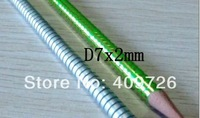 150Pcs D7 x 2mm Small Round Rare Earth  Neodymium Magnets Magnet N35 Free Shipping