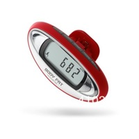 Newest Electronic Pedometer Body Fat Tester Step Calorie Counter Multifunction Walking Distance Calculator Free Shipping 50 pcs