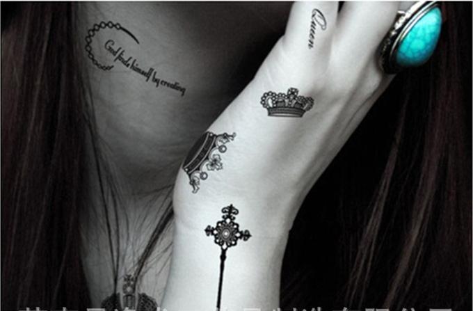 Queen B Tattoos