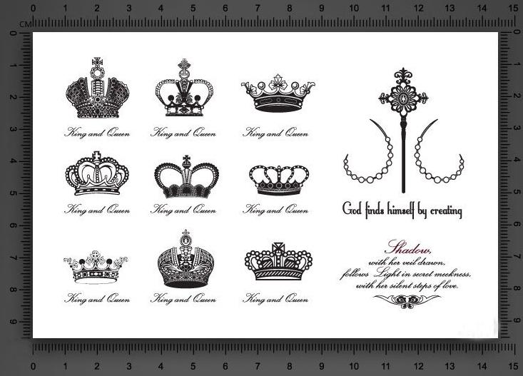 Queen Crown Designs King And Queen ...