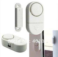 Home Security Alarm Wireless Sensor Door Window Entry Burglar Alarm Bell Free ship