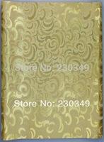 Free shippig African headtie,Head Gear, Sego Gele&Ipele,Head Tie & Wrapper, 2pcs/set ,ITT 623 GOLD