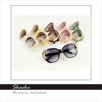 New 2014 P Brand Fashion Designer kids sunglasses Children glasses Shades GOGGLES vintage beach flower women's glasses eyeware
