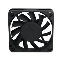 CoolCox 60x60x10mm DC fan, CC6010H12S,6cm DC brushless fan,6010  fan,sleeve bearing,2510-3P connector,5pcs/lot