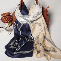 102053 2014 Newest Women's brand Georgette Satin scarf, 100% Silk scarves, rectangle silk scarf, Free Shipping,  Muslim Hijab