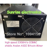 Wholesale - 230gh/s Avalon 2 generation Stable CCB Bitcoin miner BTC MINER bitcoin miner 230Gh/s miner