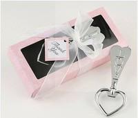 Love Heart-shaped bottle opener wedding gift /Creative wedding gift/gift box