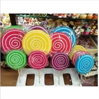 Photography clothes props christmas tree decoration foam lollipop Small