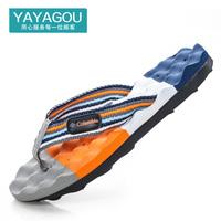 Male flip flops shoes male summer fashion 2014 slippers sandals drag the folder slip-resistant