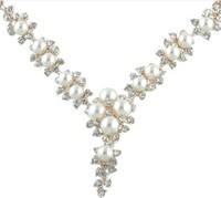 Necklace female brief paragraph Korean fashion bride necklace