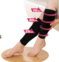 New Leg Shaper Slimming Leg Fat Burning Leg Shape Slender Legs Body Shaping Slimming Socks YPHB-09
