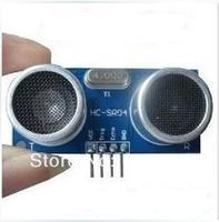 Free shipping,5V Ultrasonic Module HC-SR04 Distance Measuring Transducer Sensor for Arduino Samples