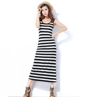 2014 European style modal candy colored vest harness dress vest dress beach Y0029