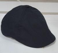 Rib Cotton Flat Cap Cabbie Hat Gatsby Ivy Irish Hunting Newsboy