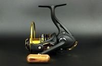 German technology 12BB Metal Spinning Fishing Reel Hot Sale 3000 Series For Shimano Feeder Fishing Free Shipping