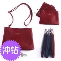 Day clutch envelope bag messenger bag small bag 2014 spring and summer women's handbag star style fashion shoulder bag