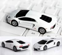 Wholesale Fashion beautiful sports car 4GB 8GB 16GB 32GB  USB Flash 2.0 Memory Drive Stick Pen/Thumb/Car free shipping(N410)