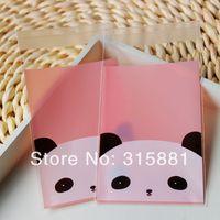 Cute panda Self Adhesive Seal bakery bread plastic bag ,gift bags, plastic bags