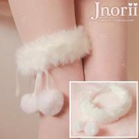 Princess sweet lolita Ball of wool bobon21 banding muffler scarf multi-purpose ac0956
