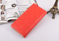 1022-5 Plaid   fashion purse gentleman gift popular  cool coin purse many color