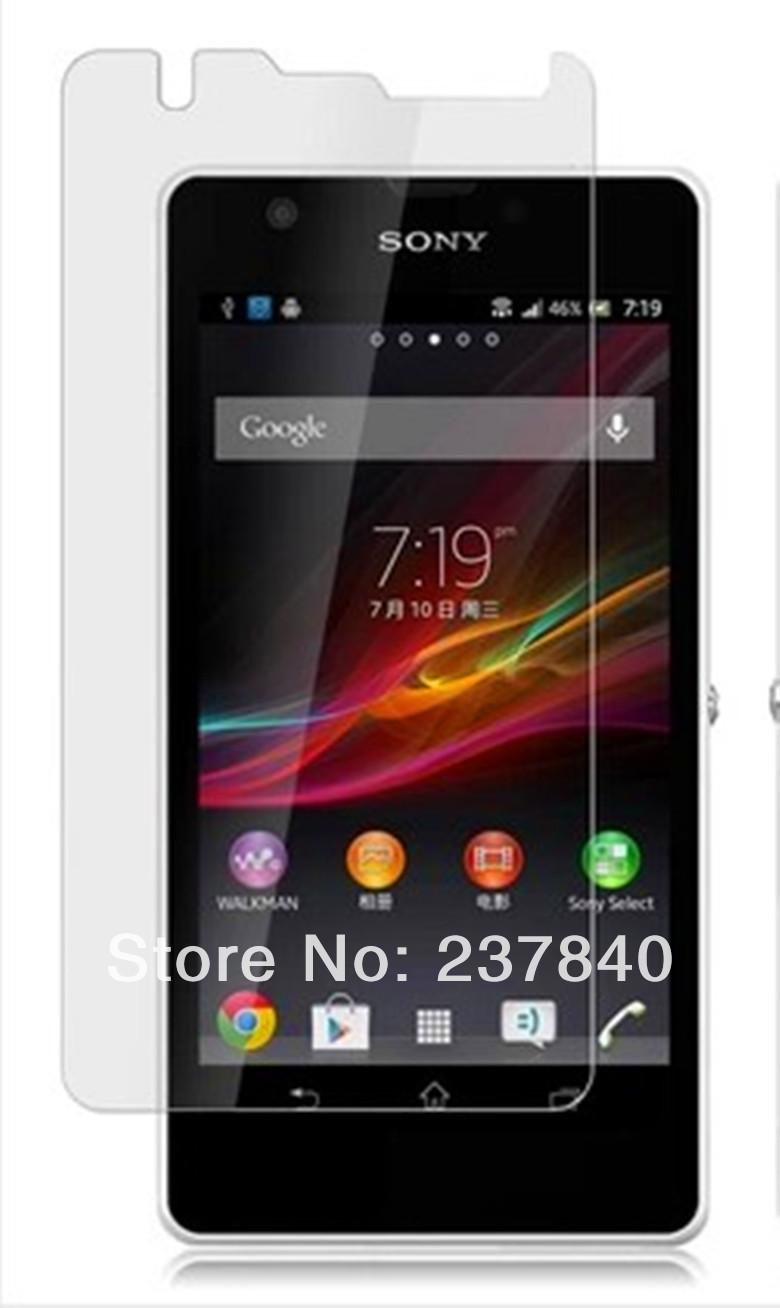 Защитная пленка для мобильных телефонов Hign /sony Xperia ZR M36h 300pcs защитная пленка для мобильных телефонов hd sony xperia zr m36h