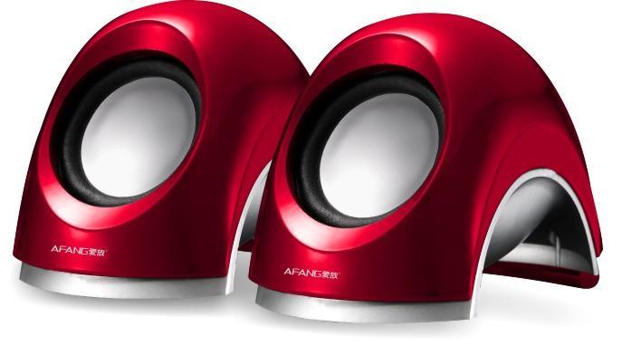 Computer accessories usb speaker arch bridge audio dolphin mini stereo if-16(China (Mainland))
