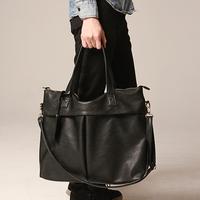 handbag bag men  handbag messenger      lather-bag men travel bags    bags handbags