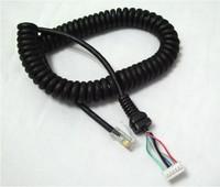 Mic Cable F Yaesu MH-48A6J FT-7800 FT-8800 FT-8900 FT-7100M FT-2800M FT-8900R
