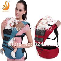 Original Rooya baby hipseat+ chair Waist stool breathable / backpack bag /multifunctional baby /suspenders chair