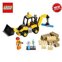 Free Shipping NEW Original educational brand lego Blocks toys10666 JUNIORS series Digger 75PCS for  children Gift