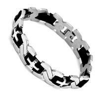 2014 new free shipping gift Bracelet & bangle 304 Stainless Steel Bracelet Men Jewelry #SA0165