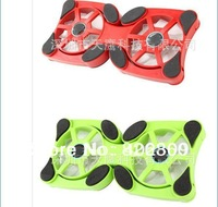 Best price Mini USB 2-Fan Octopus Laptop Notebook Fan Cooler Cooling Pad