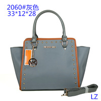The new HL cross pattern handbag shoulder messenger bag hand bat wings swing ear package Model 2060