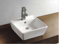 Long , 41 thickening glaze basin wash basin wash basin wash basin square