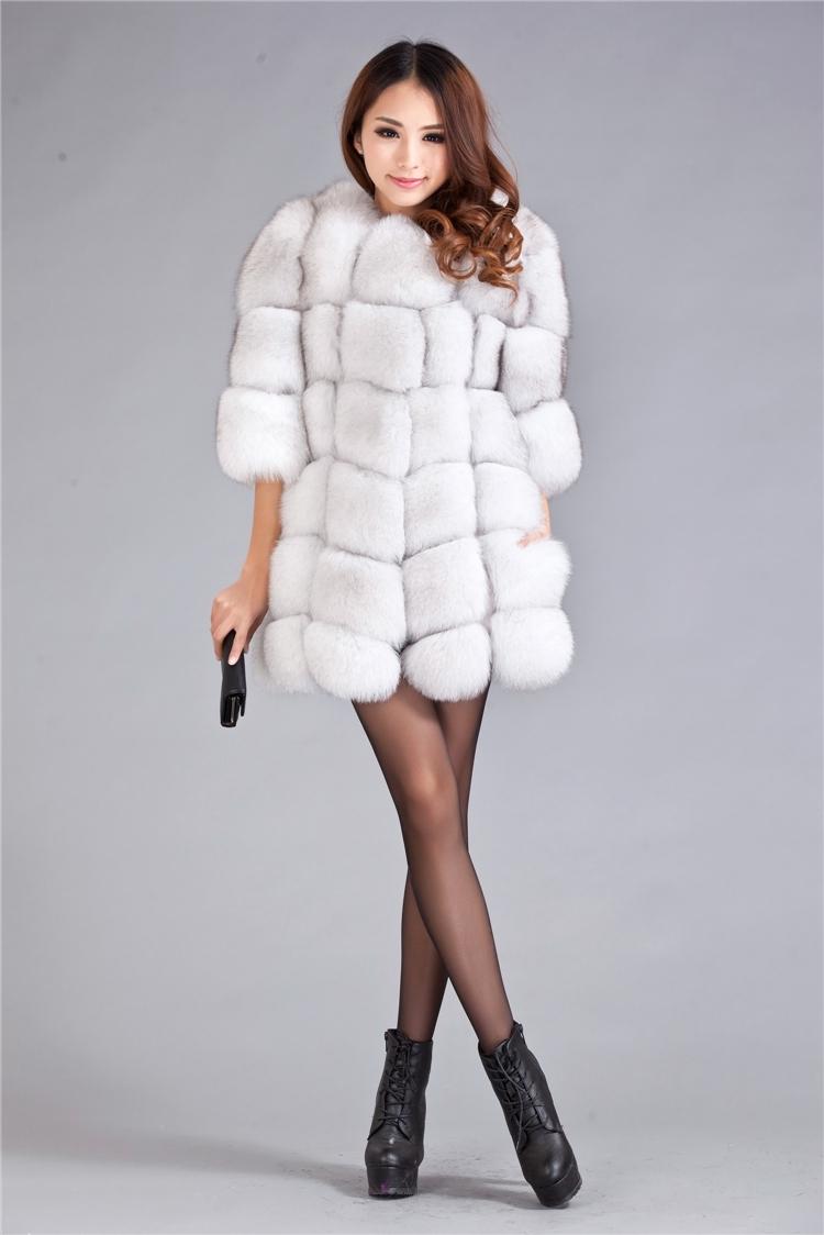 White Fur Coats For Sale - Coat Nj