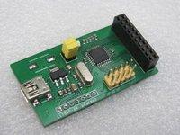 Wang USB to UART CF7670 test board (CP2012)